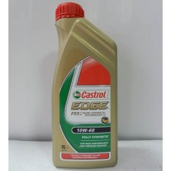 Castrol Масло моторное синтетическое EDGE SAE 10W-60/1л