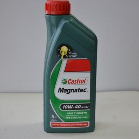 Castrol Масло моторное полусинтетическое GTX Magnatec 10W-40