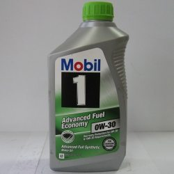 MOBIL олива моторна Fully Synthetic 0W-30, 0,946л