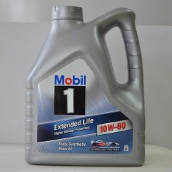 MOBIL 1 Масло моторное EXTENDED LIFE 10W-60/4л