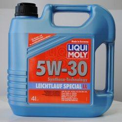 LM Масло моторное синтетическое 5W-30 LEICHTLAUF SPECIAL LL