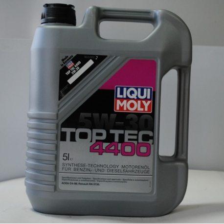 Liqui Moly Масло моторное Top Tec 4400 5W-30 (3751), 5л