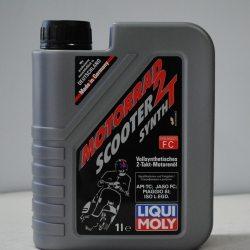 Liqui Moly Олива для 2-тактних двигунів Racing Scooter Synth 2T (3990), 1л