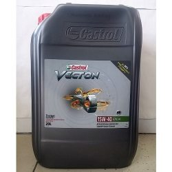 Castrol Масло моторное VECTON 15W-40, 20л