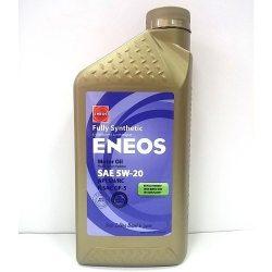Eneos Олива моторна 5W-20 Fully Synthetic, 946мл