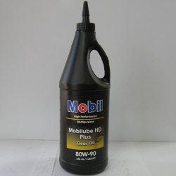 MOBIL олива трансмісійна Gear Oil 80W-90, 0,946л