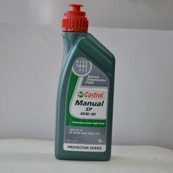 Castrol олива трансмісійна мінеральна Manual EP 80W-90, 1л