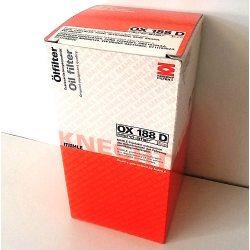 MAHLE-KNECHT Фільтр оливи OX345/7D