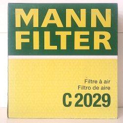 Mann фільтр салону вугільний CUK 2646-2