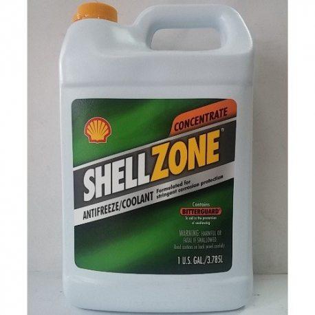 Shellzone антифриз-концентрат, 3,78л