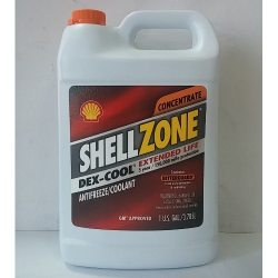 Shell Антифриз Sellzone Dex-Cool -80, 3.78л