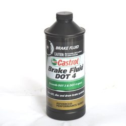 Castrol рідина гальмівна Response DOT 4, 1л