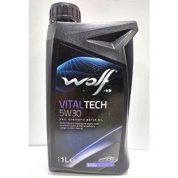 Масло моторное WOLF VITALTECH 5W30, 1л