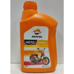 Масло моторное REPSOL MOTO TOWN 2T CP-1, 1л