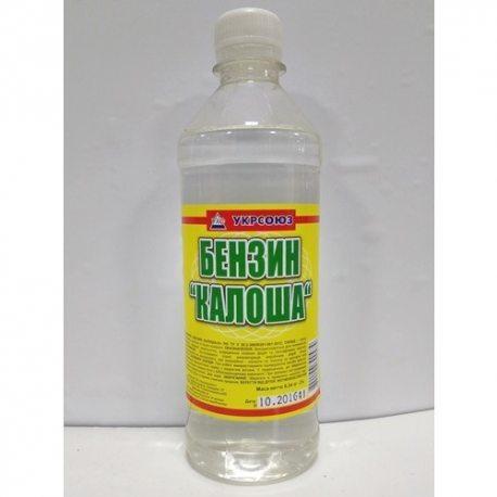 УХС Укрсоюз Розчинник Бензин Калоша-Х, 0.5л