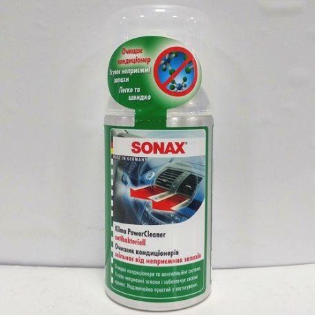 SONAX Очиститель кондиционера антибактериальный 0,15л