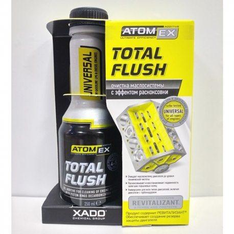 ATOMEX Total Flush Очищувач маслосистеми, 250мл