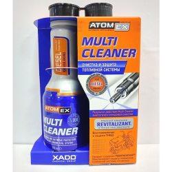 ATOMEX Multi Cleaner Ефективний очищувач паливної системи (для