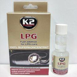 Присадка для топлива на сжиж. газе K2 LPG 50, 50мл