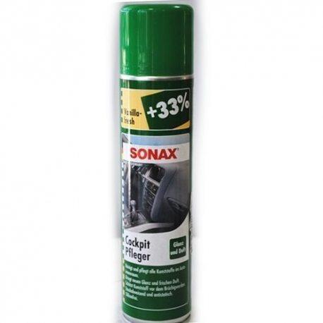SONAX 342300 Очиститель пластика ваниль CockpitPfleger
