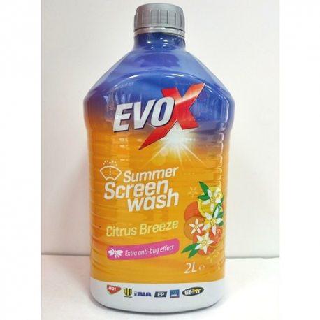 MOL Омыватель стекла летний EVOX Tropical/Citrus Breeze, 2л