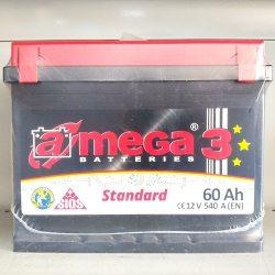 Аккумулятор A MEGA ENERGY BOX 6СТ-60-АЗ (1)