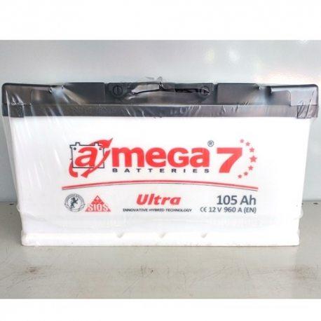 A MEGA Акумулятор Ultra 6СТ-105-A3 (0)