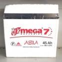 A MEGA Аккумулятор ASIA 6СТ-45-Аз (0)