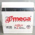 Аккумулятор A MEGA BATTERIES ASIA 6СТ-60-Аз (0)