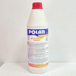 POLAR антифриз концентрат Standart BS 6580 -80С, 1л