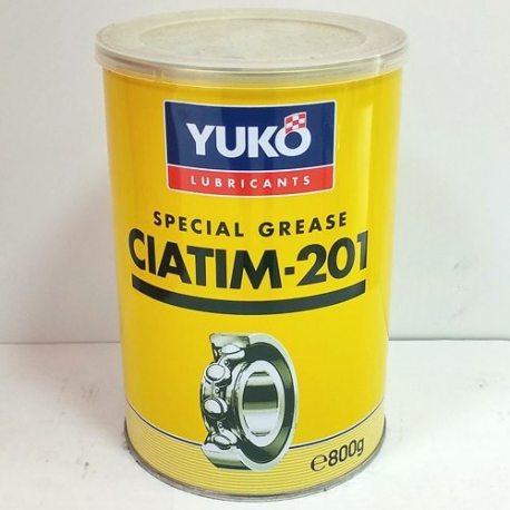 Мастило YUKO ЦИАТИМ-201, 0.8кг/1л