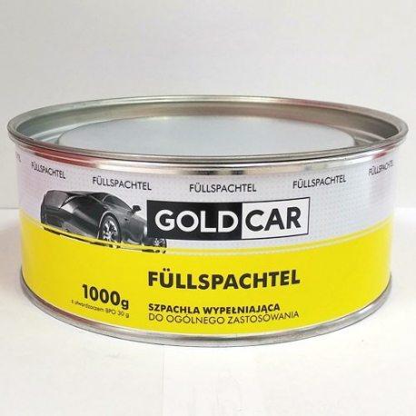 GOLD CAR Шпатлевка универсальная FULL, 1кг