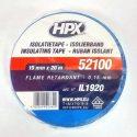 Лента ПВХ изоляционная HPX52100 19ммх20м синяя (пленка) (IL1920)