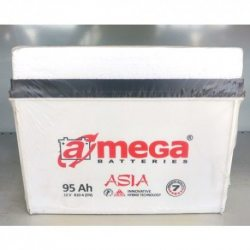 Аккумулятор A MEGA BATTERIES ASIA 6СТ-95-АЗ (0)