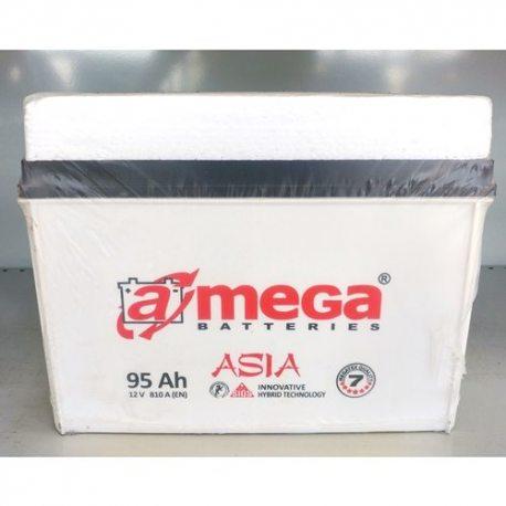Акумулятор A MEGA BATTERIES ASIA 6СТ-95-АЗ (0)