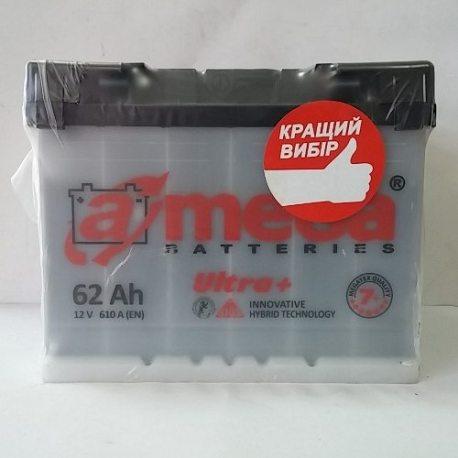 Акумулятор A MEGA BATTERIES Ultra 6СТ-62-АЗ (0)