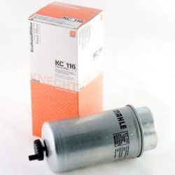 MAHLE Фильтр топливный KC116