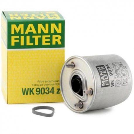 MANN Фильтр топливный WK9034z