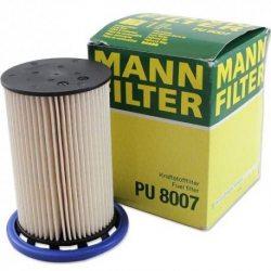 Фильтр топливный MANN PU 8007