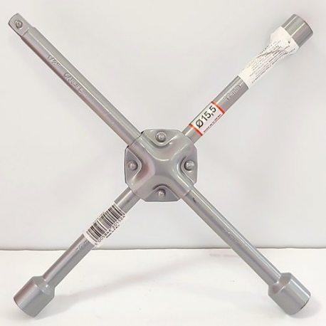 Ключ WR151/152 крестообразный профессиональный с накладкой по центру
