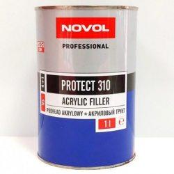 Novol PROTECT 310 акриловий грунт 4+1 чорний