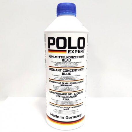 Антифриз концентрат CT11 Polo Expert синий, 1,5л