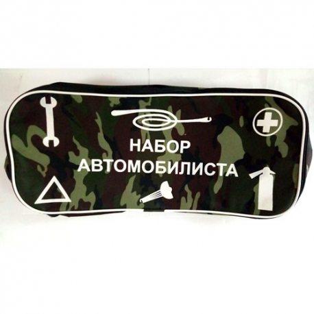 "VITOL Сумка техпомощи ""Штурмовик"" СТ-1520BK/BL 1 отделение (52х22х13см)"