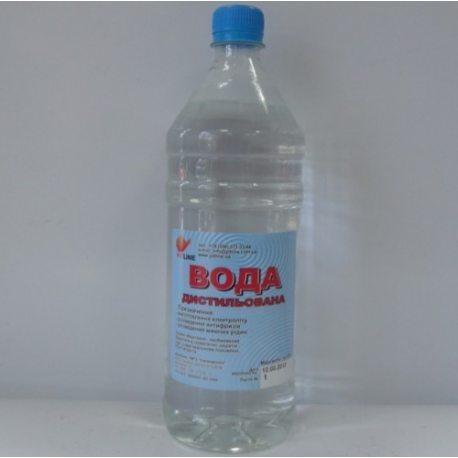 PITLINE вода дистильована, 1кг