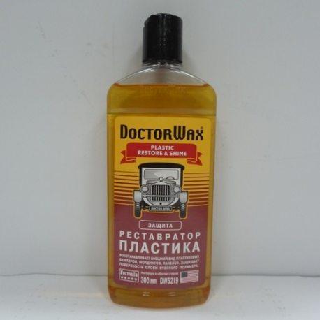 DoctorWax реставратор пластика (DW5219), 300мл