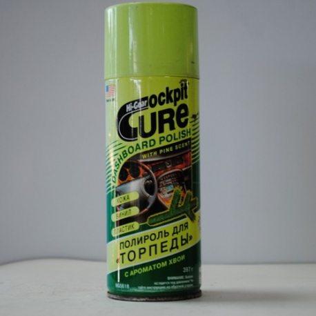 HI-Gear очиститель для торпедо (с ароматом хвои), аэрозоль