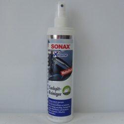 SONAX 283200 Очищувач пластика матовий Xtreme, 0,3л