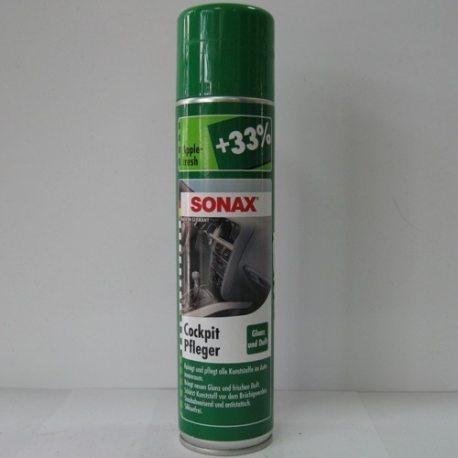 SONAX 344300/359241 Очищувач пластика з антістатіком, 0,4л