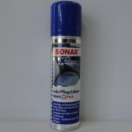 SONAX 289100 Очисник-піна для шкіри Xtreme NanoPro, 0.25л
