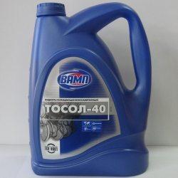 Вамп Жидкость охлаждающая Тосол А-40М, 5кг